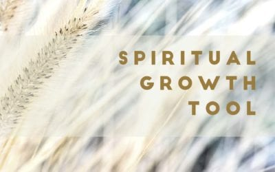 Spiritual Growth Tool: January 26th